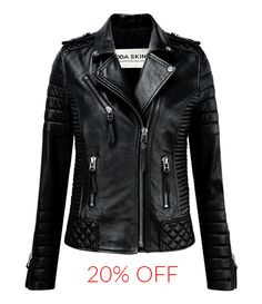 BODA SKINS: Designer & Luxury Leather Jackets - Worldwide Delivery - BODA SKINS