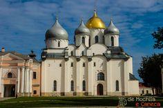 Veliky Novgorod - Catedral Santa Sofia