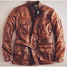 A Belstaff leather jacket only gets better with age #Belstaff #Panther pc: @sebastiantirnell via ✨ @padgram ✨(http://dl.padgram.com)