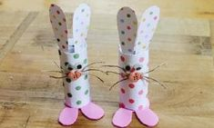 If you're looking for some fun and cheap Easter craft activities to do with the kiddies - here are some great ideas.... #Easter #eastercraft #kidsloveeaster #craftlovers