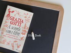 Bibliofilia - A scuola con i libri di Grazia Gotti - Little Miss Book @rizzolilibri