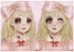 Twins by =Saccstry on deviantART
