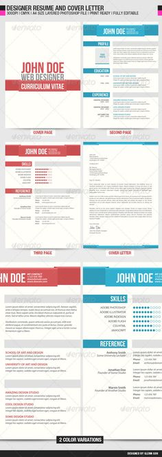 Resume Template by Unionmedia Professional CV Professional Cv is - attractive resume templates