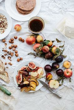 a picnic feast.