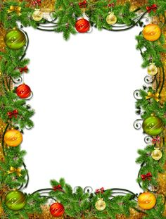 Beautiful_PNG_Christmas_Photo_Frame.png