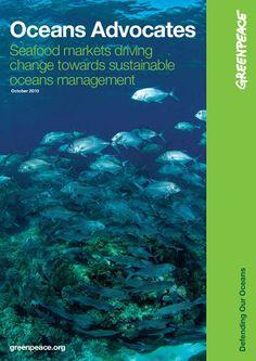 Greenpeace International Seafood Red list