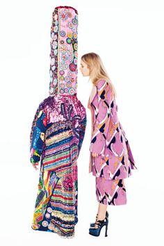 Nick Cave Fashion Editorial – Nick Cave Soundsuits Fashion Shoot - Harper's BAZAAR