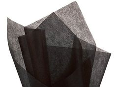 BLACK Non-Woven Tissue Sheets100 ~ 20' x 26' Sheets (3 unit, 1 pack per unit.) -- More info could be found at the image url.