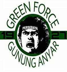 Bonek Gunung Anyar  #Persebaya #Bonek #GreenForce #1927