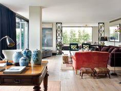 Barcelona apartment | living room