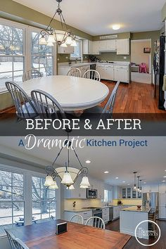 kitchen design naperville. Before  After A Dramatic Naperville Kitchen Renovation Justin Carina s Pictures Remodeling