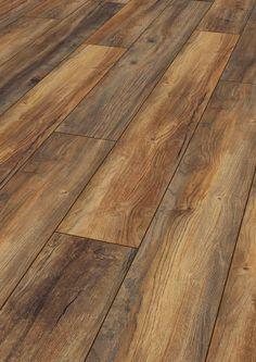 8mm Harbour Oak Wide Laminate Floor by Des Kelly Interiors
