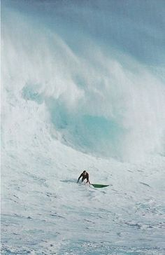 Wave...wow what a wave