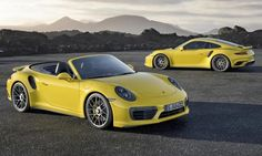 2017 Porsche 911 Turbo / Turbo S Get More Power, Updated Styling, New Features http://www.autotribute.com/42517/2017-porsche-911-turbo-turbo-s-get-more-power-updated-styling-new-features/ #Porsche911 #Porsche #Coupes #SportsCars
