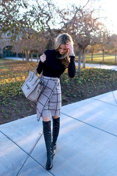 Юбка-миди: 6 стильных образов на каждый день | Мода & стиль | Яндекс Дзен