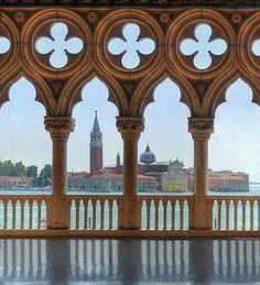 Chiesa di San Giorgio Maggiore, Venice, Italy