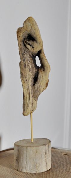 Driftwood art driftwood sculpture natural driftwood by AMMOUDIA, $35.00