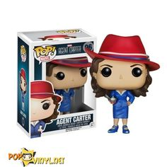 Agent Carter Pop! Vinyl funko figure!!! I'm trying to cut down on my clutter/stuff that's a pain to dust... but this is terribly cute....