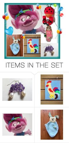 Cheerful. Handmade Gifts by lwitsa62 on Polyvore featuring картины