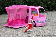 Wonderful Pics Elf On The Shelf barbie Style If you have small children, there., Pics Elf On The Shelf barbie Style If you have small children, there're likely presently acquiring enthusiastic considering Yuletide Elf On The Self, The Elf, Christmas Activities, Christmas Traditions, A Shelf, Shelves, Elf Pets, Elf Auf Dem Regal, Christmas Preparation
