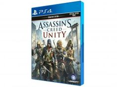 Assassins Creed Unity - Signature Edition para PS4 - Ubisoft