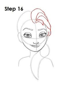 frozen drawings How to draw Elsa from frozen knowi - frozen Mickey Mouse Drawings, Disney Drawings Sketches, Easy Disney Drawings, Frozen Drawings, Disney Princess Drawings, Cartoon Drawings, Drawing Sketches, Art Drawings, Elsa Frozen