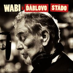 Album artwork - Wabi a Ďáblovo stádo (2012) (design by Maťo Mišík, photography by Jiří Turek)  #albumartwork #albumcover #cdartwork #