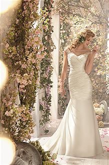 Mori Lee 6777 regular price $575 now 50% off! - Debra's Bridal Shop at The Avenues 9365 Philips Highway Jacksonville, FL 32256 (904) 519-9900