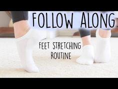 How to improve your arch | feet flexibility - YouTube