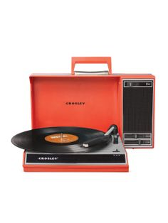 Spinnerette portable record player $119 at Gilt.com