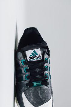 Adidas Originals EQT PDX Classic Tee GreyWhite