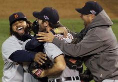 images of tigers move on to alcs - Bing Images