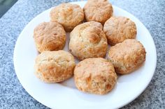 Cheese Scone with Soya Milk Recipe