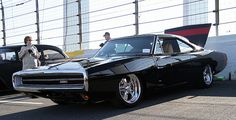 '70 Dodge Charger RestoMod. Awesome American Musclecar!