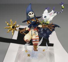 Crunchyroll - Wizardmon & Tailmon G.E.M Digimon Adventures Figure