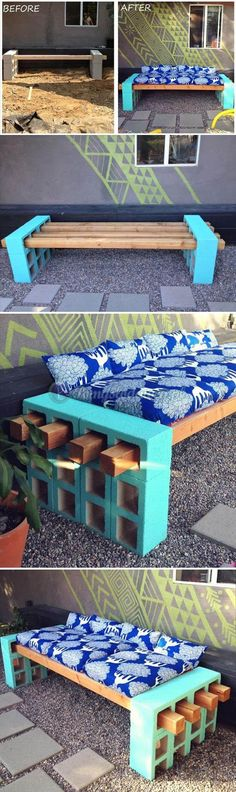 Do It Yourself Home Design: Wood Pallet Sectional