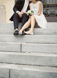 ohdeardrea: courthouse elopment