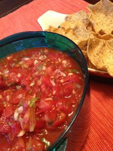 Tupperware Quick Chef Homemade Salsa