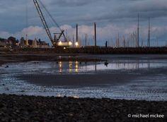 Boat Haven at dusk