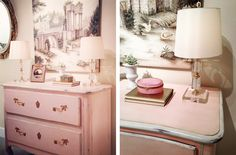 Who is Melea Markell? Pink french chest to die for.