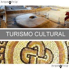 ArqueoTrip ¡Elige tu destino y organiza tu propia ruta! #TurismoCultural #EscapadaCultural