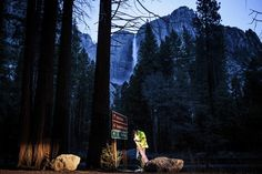 Yosemite National Park, brought to you by Starbucks?