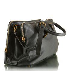 Liebeskind Koko metallic suede black - Taschen , Liebeskind Berlin - Schuhe online kaufen im Shoes.Please. Online-Shop