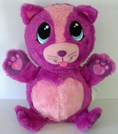 2007 Spin Master Fur Berries Gabby Grape Cat Ball #SpinMaster