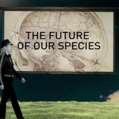 The Future Starts Here season finale features the critically acclaimed episode 'The Future of Our Species'. It was perfectly picked to end this show with an authentic style based on famous author Leonard Shlain's book Leonardo's Brain.