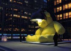 Большой плюшевый мишка Тедди - лучший подарок