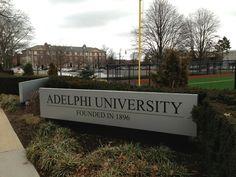 Adelphi University - Garden City Campus in Garden City, NY