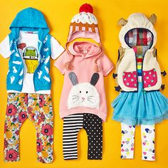 Look at this Harajuku Cute: Infant & Kids' Apparel on #zulily today!