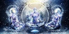 Psychedelic Trippy Abstract Art Poster, Soul, Universe, Time, Cameron Gray Spiritual Art of Home Decor Silk Print Poster Psychedelic Art, Psychedelic Experience, Photoshop, Djinn Amoureux, Art Gris, Cameron Gray, Art Visionnaire, Les Chakras, Nova Era
