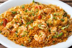 Pasta Dinner Recipes, Seafood Recipes, Mexican Food Recipes, Cooking Recipes, Healthy Recipes, Ethnic Recipes, Salad Recipes, Yellow Rice Recipes, Peruvian Dishes
